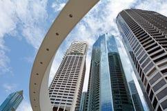 Brisbane Riverside Quarter - Little Singapore. BRISBANE, AUS - SEP 25 2014: Skyscrapers at Little Singapore -Brisbane Riverside Quarter. It's home to some of the stock images