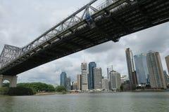 Brisbane rzeka  queensland Australia obraz royalty free