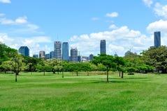 Brisbane Skyline Stock Images