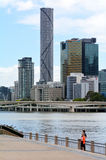 Brisbane Skyline - Infinity Tower Royalty Free Stock Photo