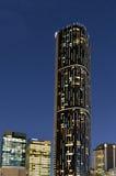 Brisbane Skyline - Infinity Tower Royalty Free Stock Photo