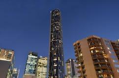 Brisbane Skyline - Infinity Tower Stock Images
