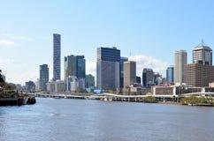 Brisbane Skyline -Queensland Australia Stock Photos