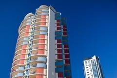 Brisbane skyskrapa Arkivfoton