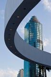 Brisbane skyskrapa Royaltyfria Foton