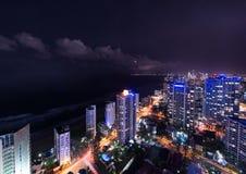 Brisbane stad Royaltyfria Foton