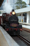 Brisbane Steam Train Royalty Free Stock Photo