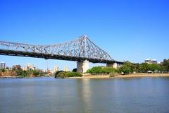 Brisbane Story Bridge Stock Photography