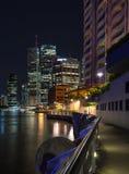 Brisbane strand Royaltyfria Bilder