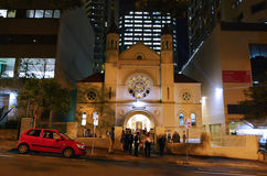 Brisbane Synagogue - Queensland Australia Stock Photography
