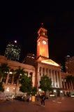 Brisbane urząd miasta - Queensland Australia Fotografia Stock