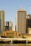Brisbane van de Bank van het Zuiden Royalty-vrije Stock Afbeelding