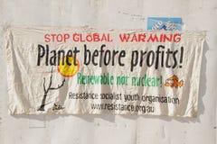 BRISBANE-Weltumgebungs-Tag lizenzfreies stockbild