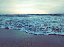 Brise d'océan Image libre de droits