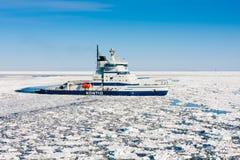 Brise-glace Kontio Photo libre de droits