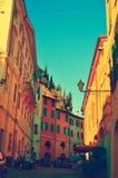 Brisighella, Ιταλία Στοκ φωτογραφία με δικαίωμα ελεύθερης χρήσης