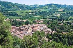 Brisighella. Emilia-Romagna. Italy. Stock Photo