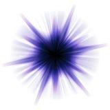 brist den sol- stjärnan Royaltyfri Bild