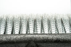 Bristle of Floor Brush Royalty Free Stock Image