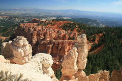 Bristlecone Loop Bryce Canyon 1 Stock Image