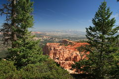 Bristlecone Loop Bryce Canyon 3 Royalty Free Stock Image