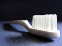 bristles белизна Стоковые Изображения RF