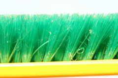 Bristles used plastic Stock Photos