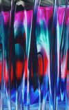 bristningsfärg Arkivfoto