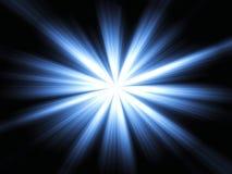 bristningsstjärna Fotografering för Bildbyråer