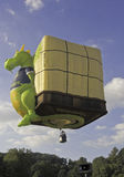 Bristol Balloon Festival Immagine Stock