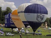 Bristol Balloon Festival Fotografie Stock Libere da Diritti