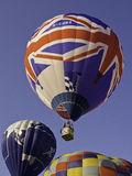 Bristol balloon festival Royalty Free Stock Photos