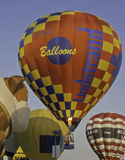 Bristol balloon festival Royalty Free Stock Images