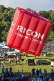 Bristol Balloon Fiesta annuel Photos libres de droits