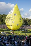 Bristol Balloon Fiesta anual Imagem de Stock