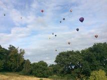 Bristol balloon fiesta royalty free stock image