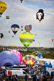 Bristol Balloon Fiesta 2015 UK Stock Photo