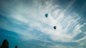 Bristol balonu fiesta 2016 Fotografia Royalty Free