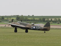 Bristol Blenheim bomber Royalty Free Stock Images