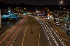 Bristol Brislington, Bath Road. ENGLAND, BRISTOL - 21 APRIL 2015: Bristol Brislington, Bath Road Royalty Free Stock Photos
