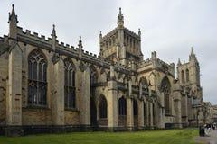 Bristol Cathedral Arkivbild