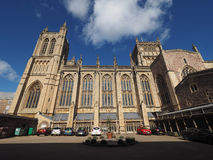 Bristol Cathedral in Bristol Stock Photography
