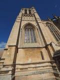 Bristol Cathedral en Bristol Imágenes de archivo libres de regalías