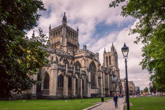 Bristol Cathedral Royalty Free Stock Photos