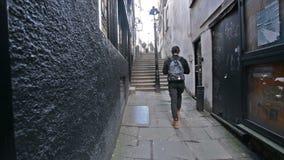 Bristol Christmas Steps lager videofilmer