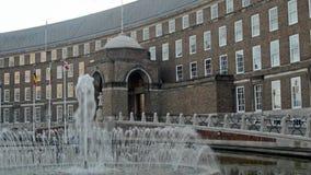 Bristol City Hall, Inghilterra archivi video