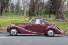 1949 Bristol 400 Coupe Stock Image