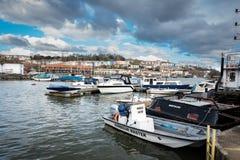 Bristol Docks. United Kingdom, England Stock Images