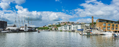 Bristol Dockside Royalty Free Stock Image