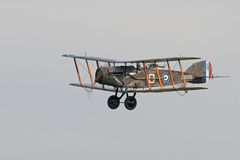 Bristol F2b stockfotos